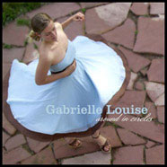 Gabrielle Louise - Around in Circles EP (2007)